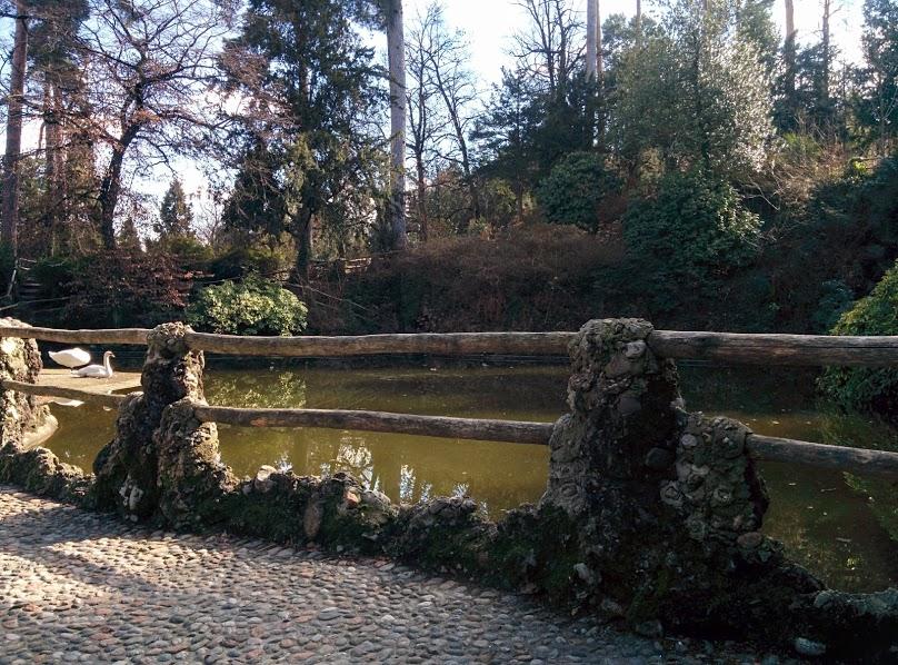Парк Варезе - Батин Блог