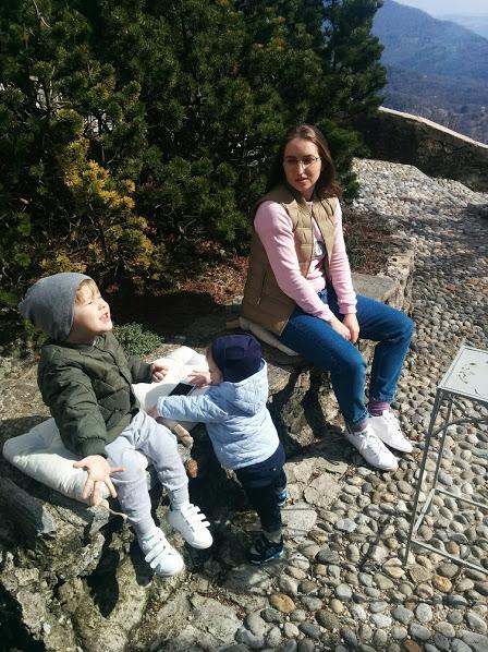 Поездка в Варезе - Батин Блог