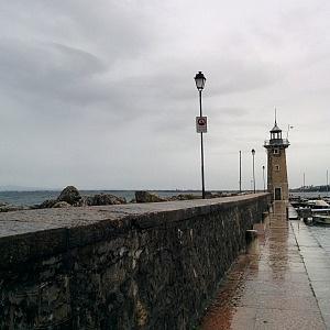 Озеро Гарда Италия - Батин Блог