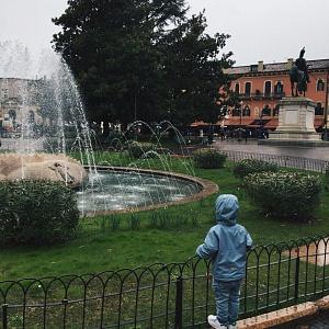 Прогулки по Вероне - Батин Блог