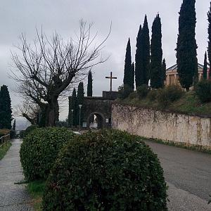 Парк делле Коломбар Верона - Батин Блог