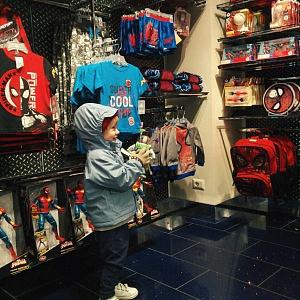 Магазин Disney Верона - Батин Блог