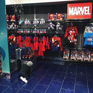 Disney Store Verona - Батин Блог