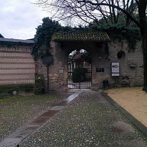Могила Джульетты в Вероне - Батин Блог