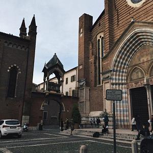 Храм в Вероне - Батин Блог