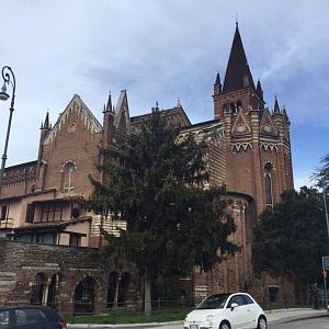 Веронские улицы - Батин Блог