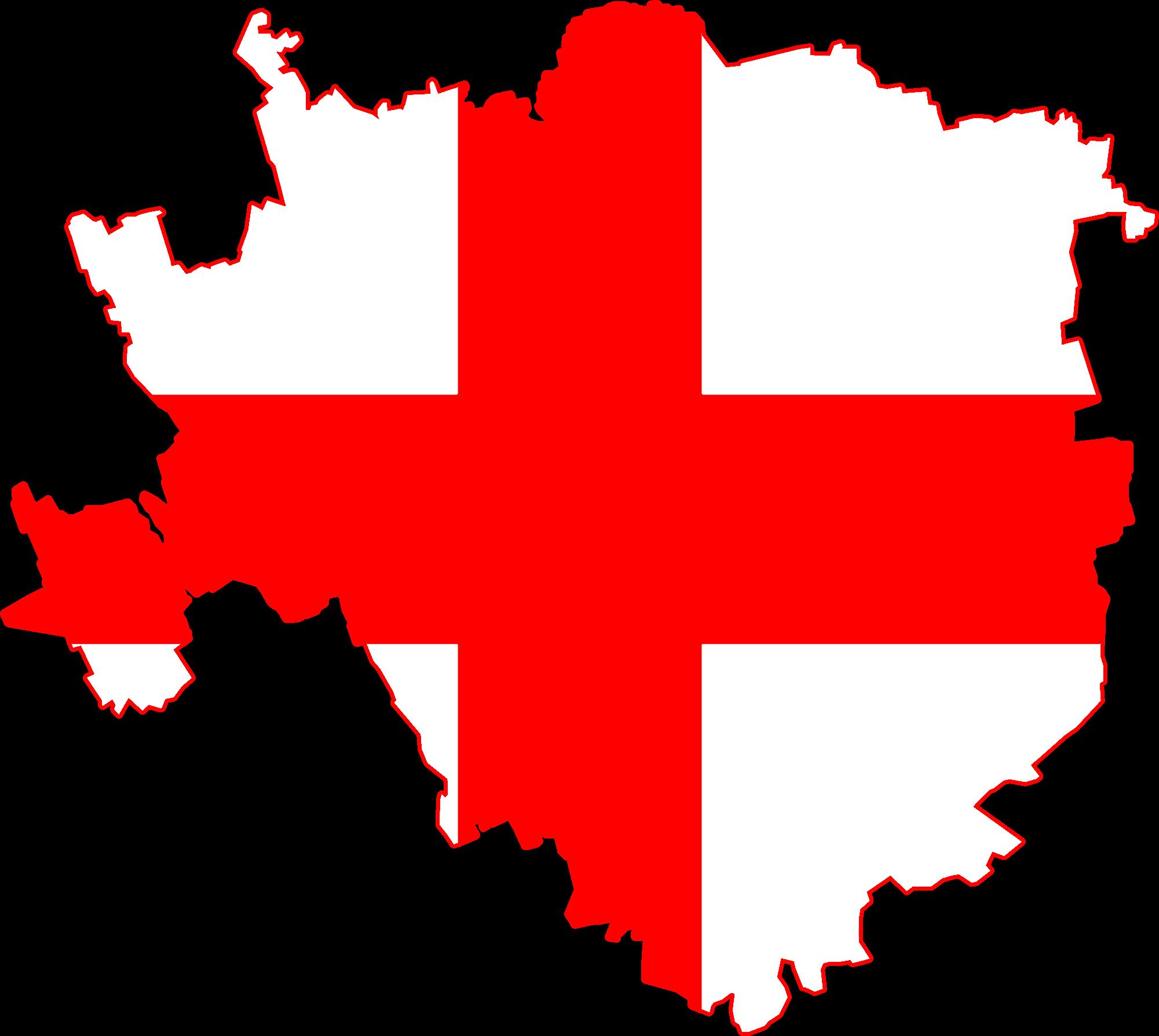 Флаг Милана - Stone Forest