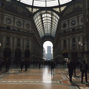 Галерея Милан 2018 - Батин Блог
