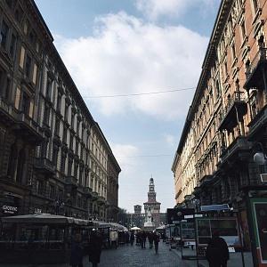 Сфорца Милан 2018 - Батин Блог