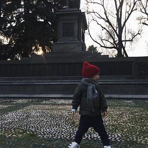 Прогулки в Семпионе Милан 2018 - Батин Блог