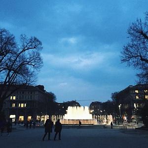 Дворец Сфорца Милан 2018 - Батин Блог