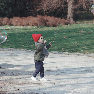Прогулки в парке Семпионе Милан 2018 - Батин Блог