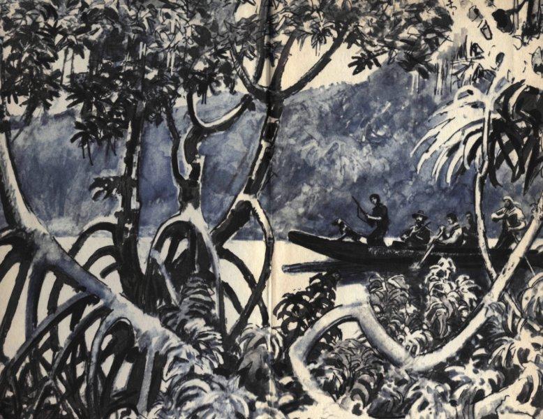 Отзыв на Таинственный остров Жюля Верна - Батин Блог