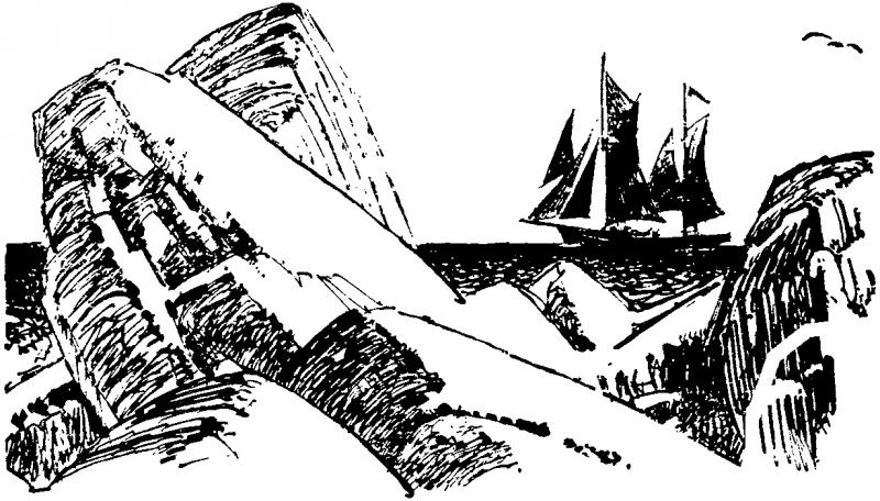 Книга Таинственный остров Жюля Верна - Батин Блог