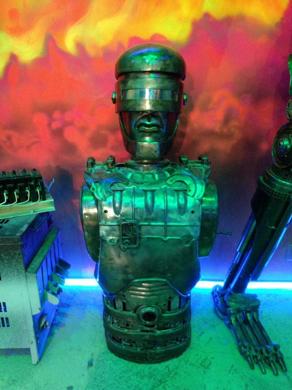 Московский Музей восстания машин - Батин Блог