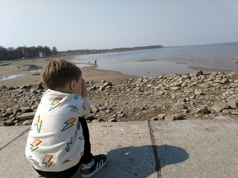 Финский залив 2019 - Батин Блог