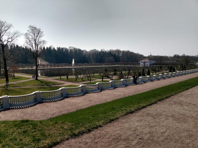 Нижний парк Петергоф 2019 - Батин Блог