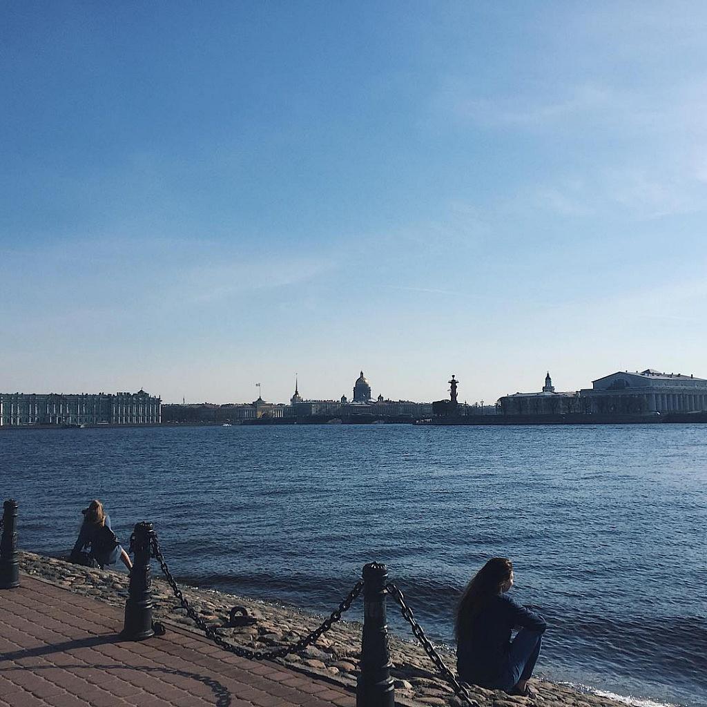 Санкт-Петербург 2019 - Батин Блог