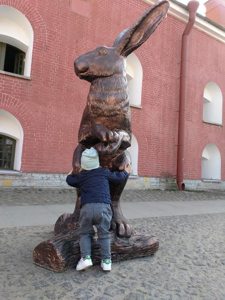 Петроградская крепость 2019 - Батин Блог