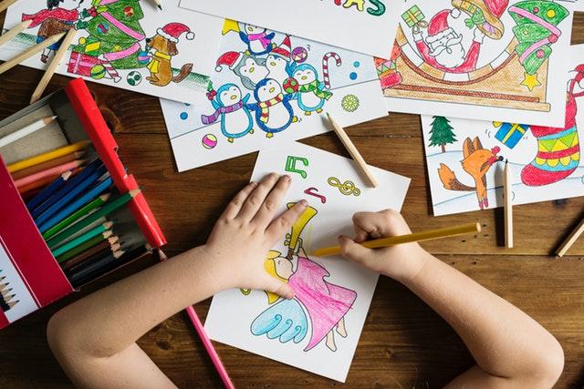 Рисование важно для детей - Батин Блог
