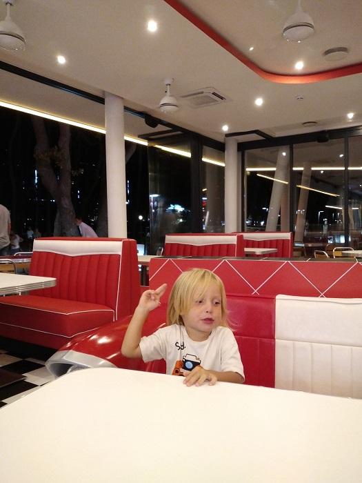Ресторан Pit Stop Геленджик - Батин Блог