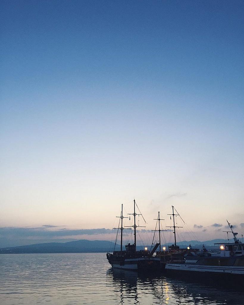 Ночной Геленджик - Батин Блог