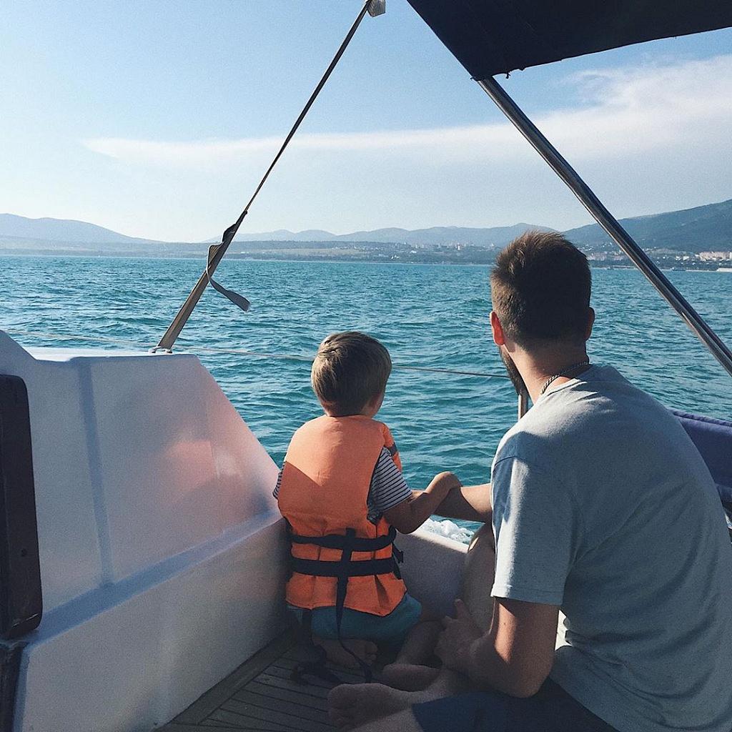 Плавание на яхте в Геленджике - Батин Блог