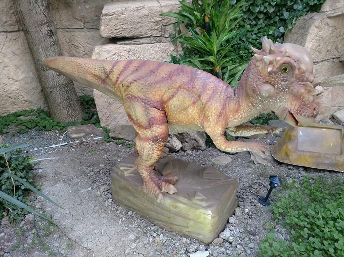 Динозавры в Геленджике - Батин Блог