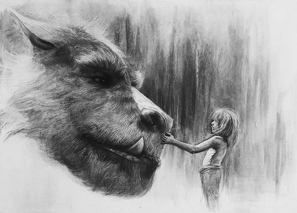 Фильм Пит и его дракон 2016 - Батин Блог
