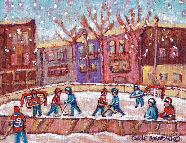 Детский хоккей - Батин Блог