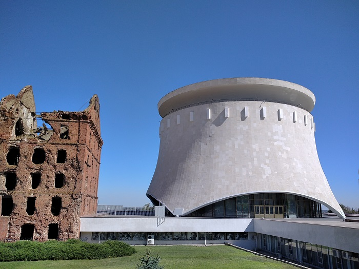 Музей мемориал Волгоград - Батин Блог