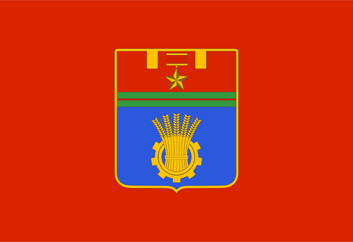 Флаг Волгоградской области - Батин Блог