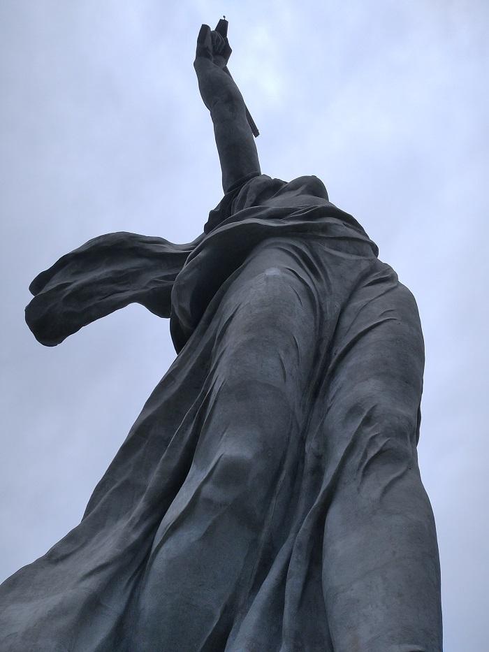 Памятник Родина Мать Зовет Волгоград - Батин Блог