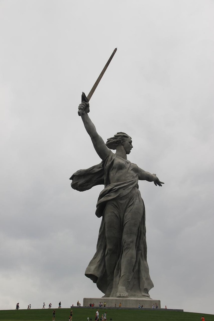 Родина Мать Зовет Волгоград - Батин Блог