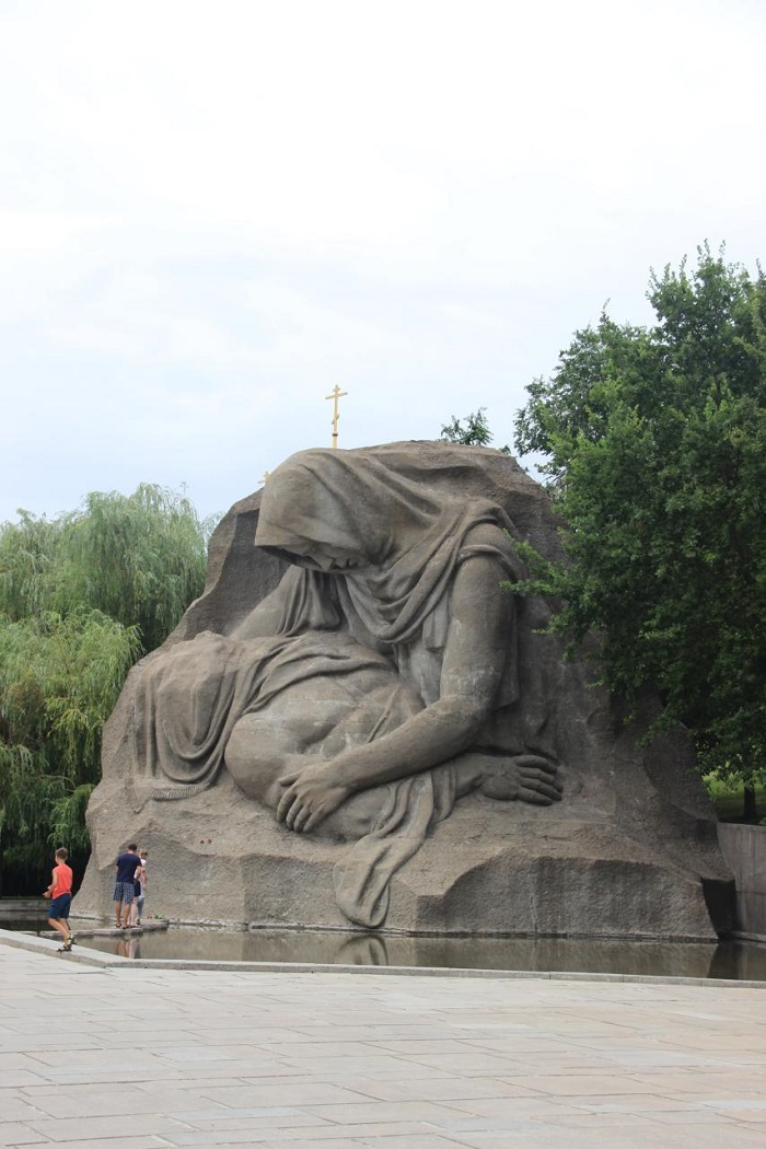 Скорбящая мать Волгоград - Батин Блог