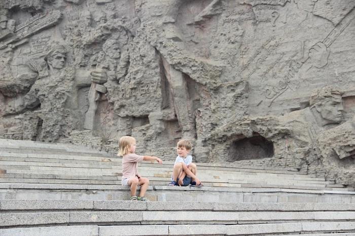 Мемориал Волгоград - Батин Блог