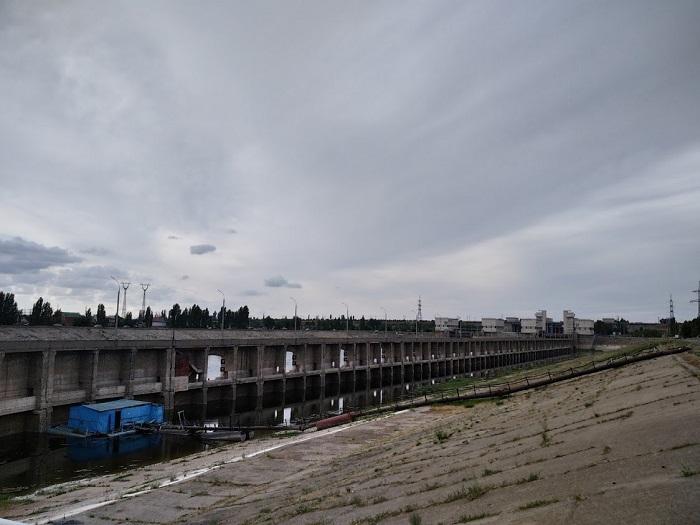 Канал ГЭС Волгоград - Батин Блог
