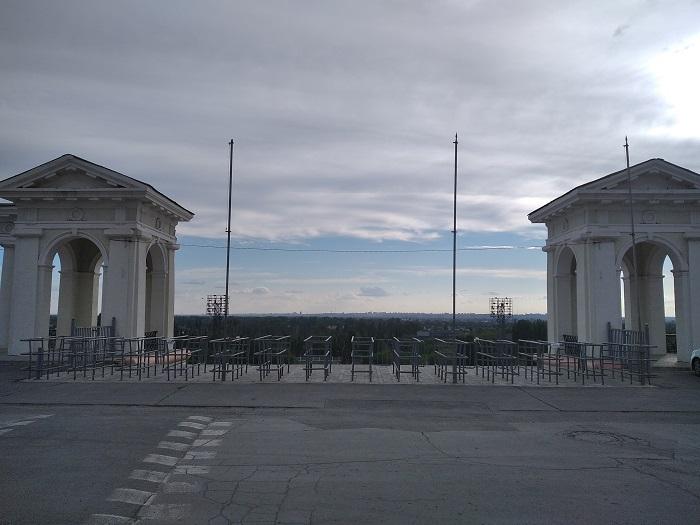 Стадион имени Логинова - Батин Блог