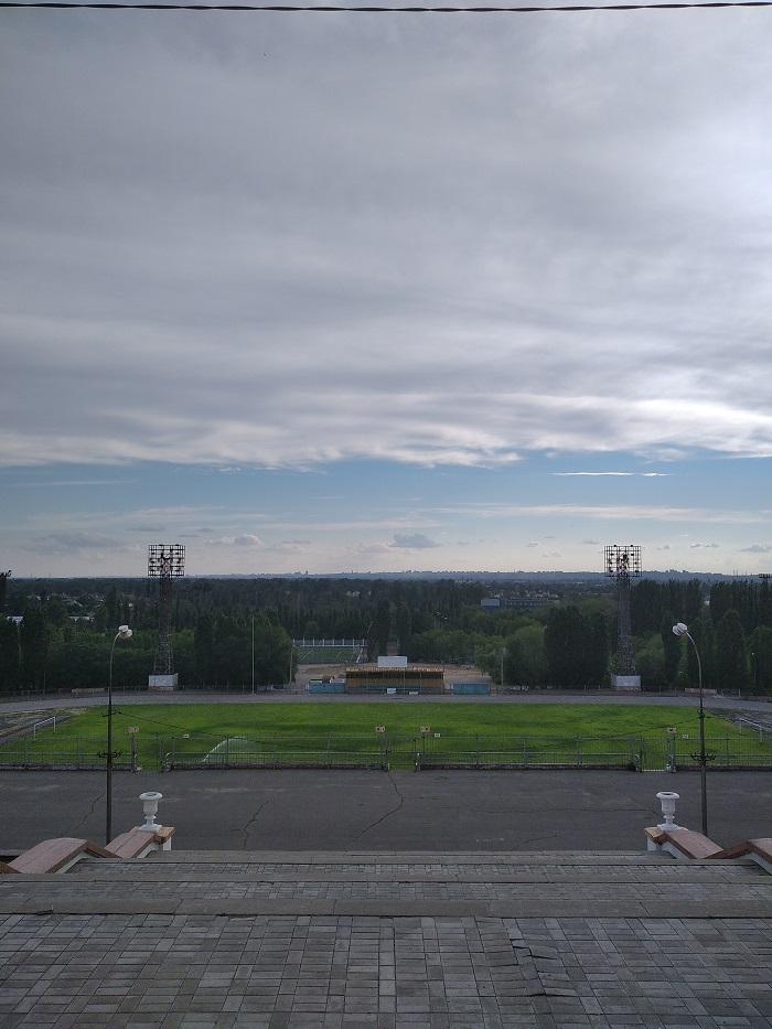 Стадион имени Логинова Волжский - Батин Блог