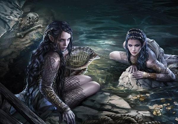 Сирены в Хрониках Нарнии